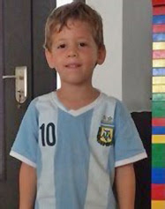 4 year old Israeli boy
